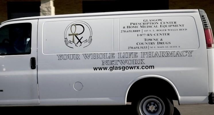 Delivery Service - Glasgow Prescription Center